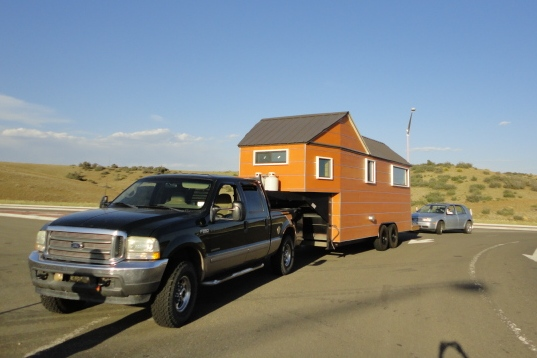 tiny house as fifth wheel from clothesline tiny house Campers