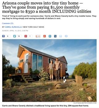 NY Daily News story