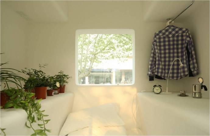 Studio Liu Lubin's Micro House.