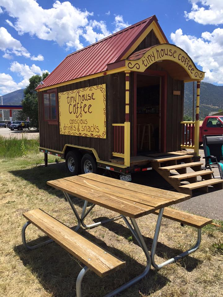 Tiny House Coffee shop is going strong in Salida CO
